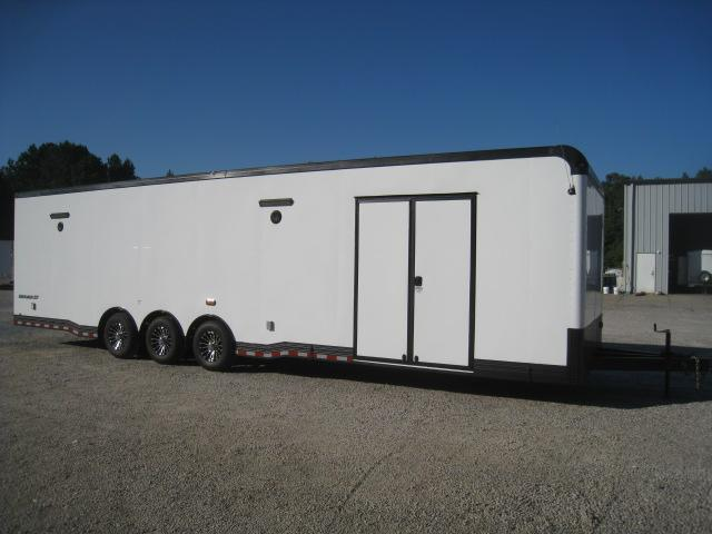 2019 Cargo Mate Eliminator 34 Car / Racing Trailer