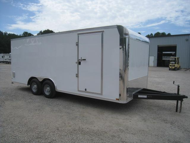 2020 Lark 8.5 X 20 Turf Pro Landscape Trailer Enclosed Cargo Trailer