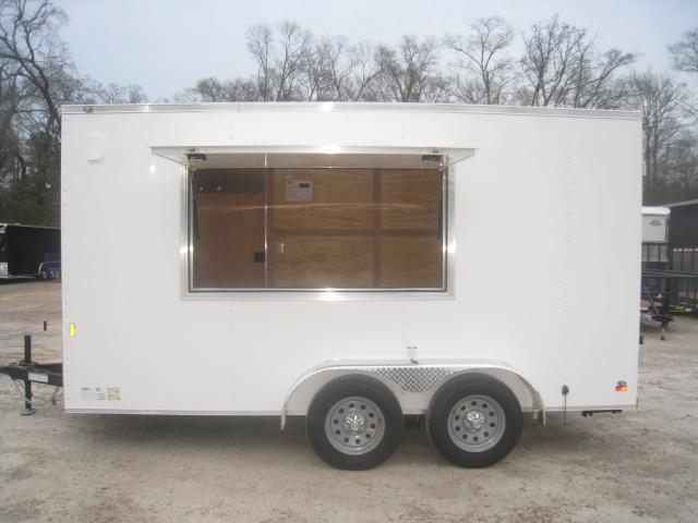 2020 Continental Cargo Sunshine 7x14 Vending / Concession Trailer