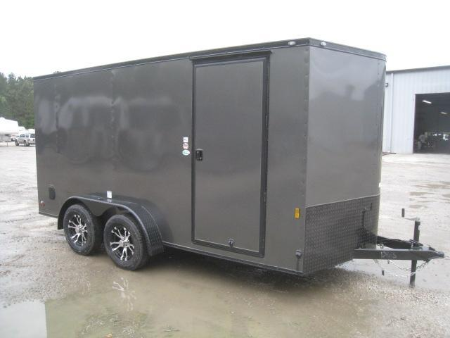 2020 Continental Cargo Sunshine 7 x 14 Vnose Enclosed Cargo Trailer