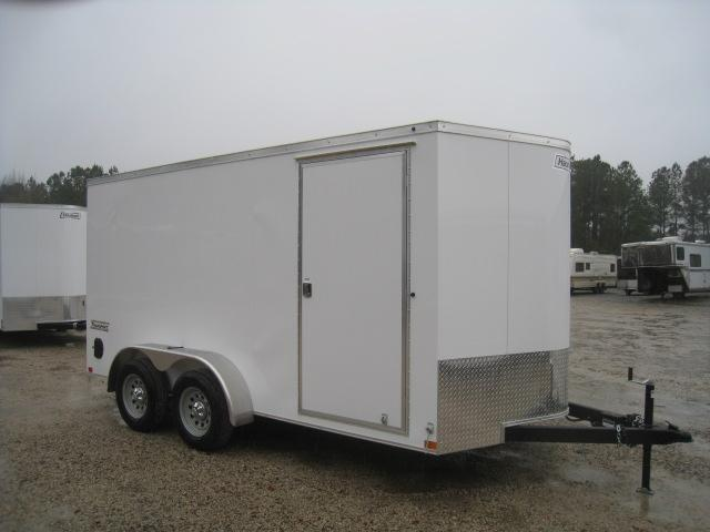 2019 Haulmark Transport Vnose 7 x 14 Enclosed Cargo Trailer