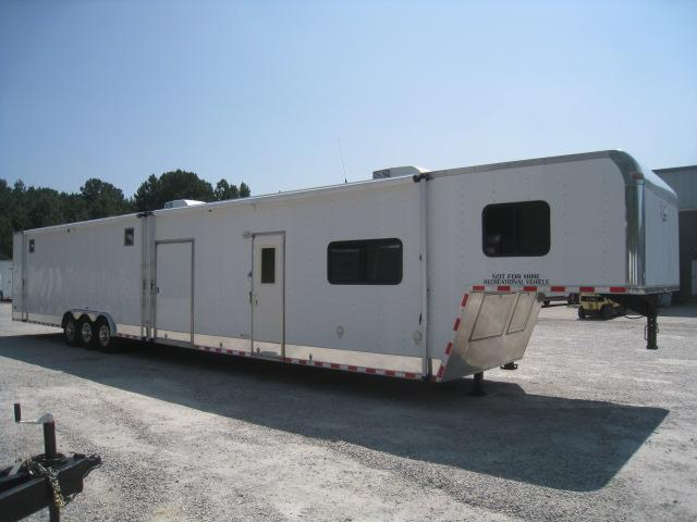 2007 Vintage Trailers 53' Full  Living Quarters Car / Racing Trailer