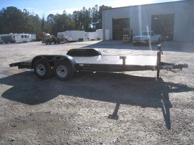 2019 Texas Bragg Trailers 16 2 Heavy Car Hauler with Big Axles