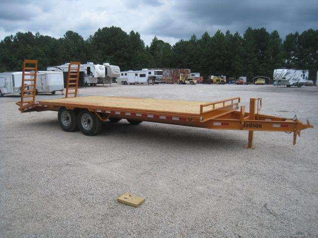 2018 Hudson Brothers HTMBH (6) TON 21' Equipment Trailer