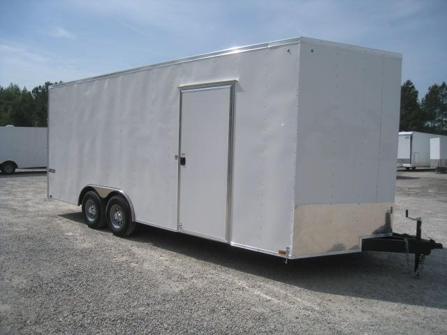 """2019 Pace American Journey 8.5x20 with 7'6"""" Inside Heightr"""
