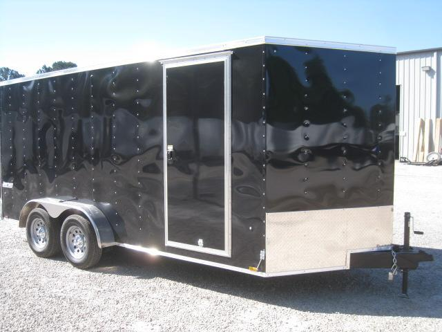 2019 Pace American Journey 7x16 Enclosed Cargo Trailer