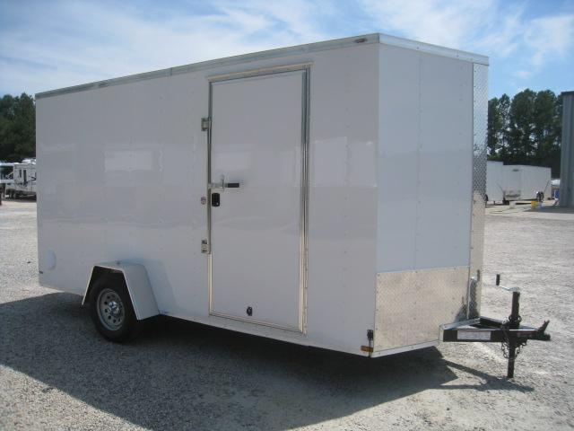 2020 Lark 6 X 14 Vnose Enclosed Cargo Trailer