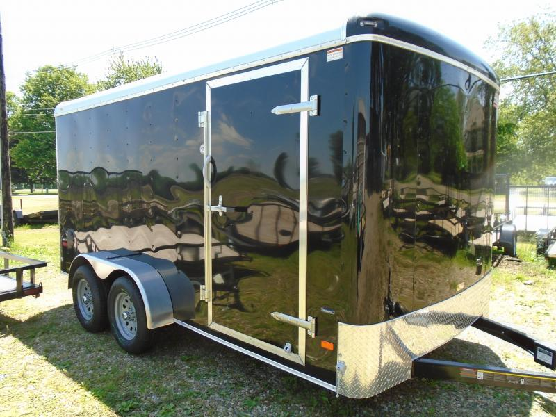 2019 American Hauler Industries 7x14 Air Lite 7K Enclosed Cargo Trailer