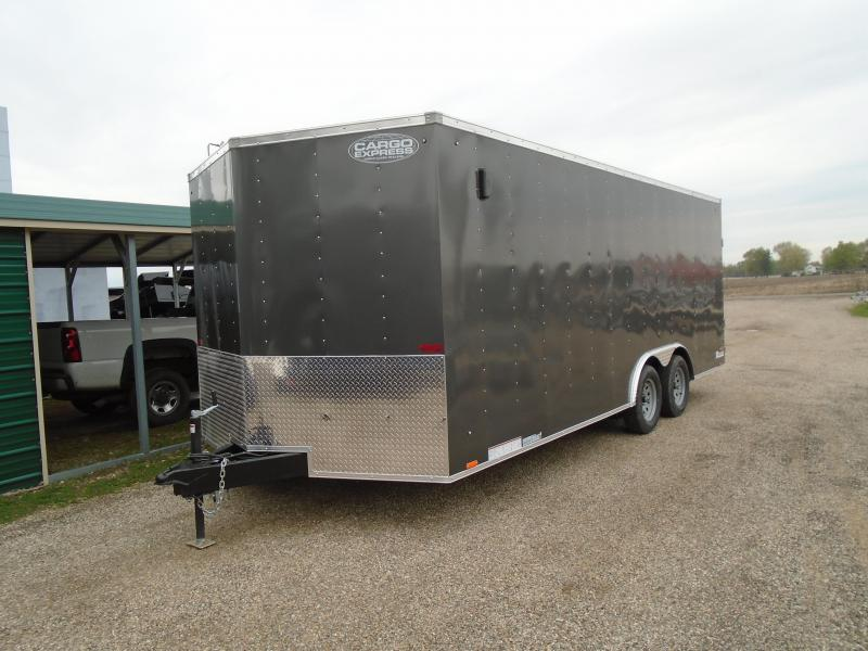 2020 Cargo Express 85x20 7k XL Series Car / Racing Trailer