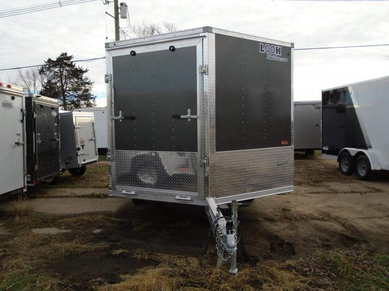 2018 Look Trailers Drift 8.5x12 Snowmobile Trailer