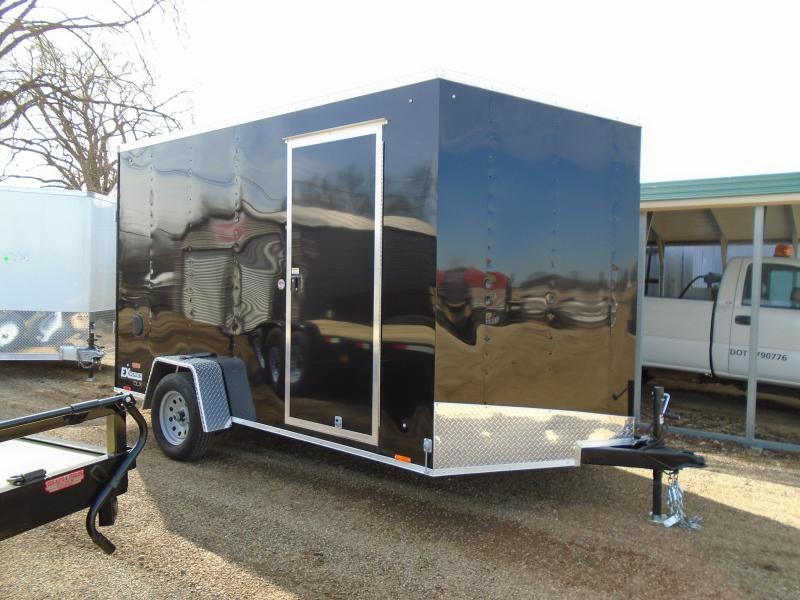 2018 Cargo Express EX series 7X12 Enclosed Cargo Trailer