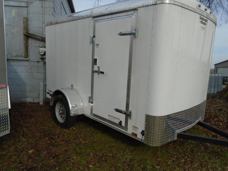 2017 Continental Cargo 6x10 Enclosed Cargo Trailer