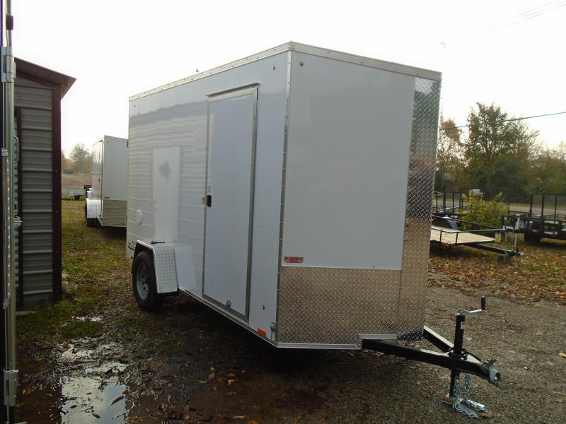 2020 Cargo Express 6x12 XL Series Enclosed Cargo Trailer