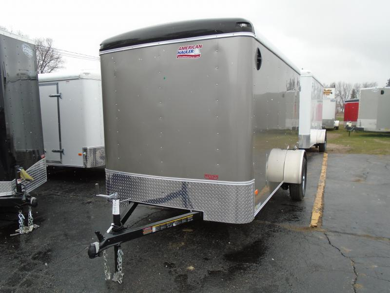 2018 American Hauler Industries Air Light Enclosed Cargo Trailer