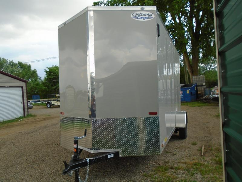 2019 Continental Cargo 6x14 V Series Enclosed Cargo Trailer