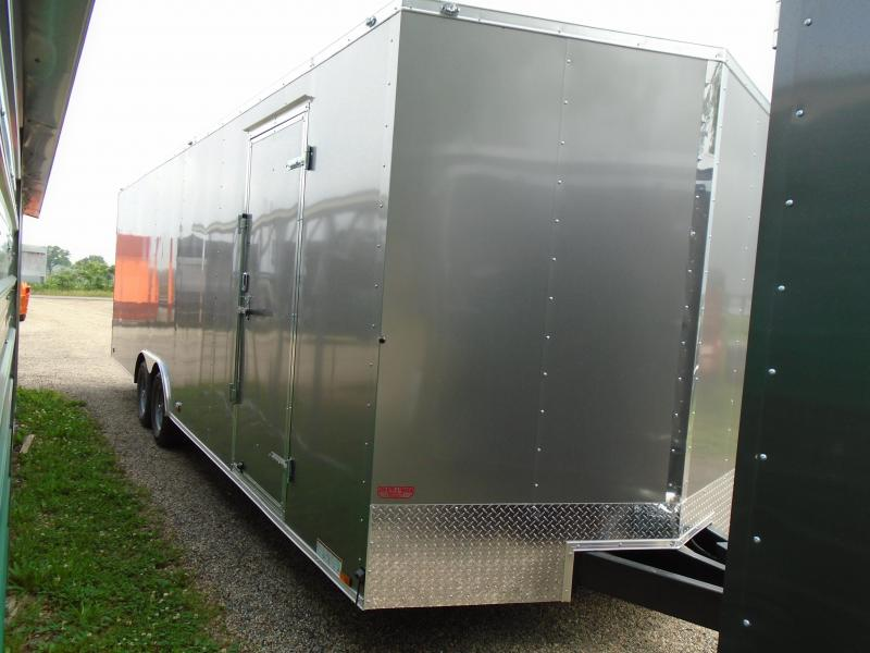 2019 Continental Cargo V Series 8.5x26 Enclosed Cargo Trailer