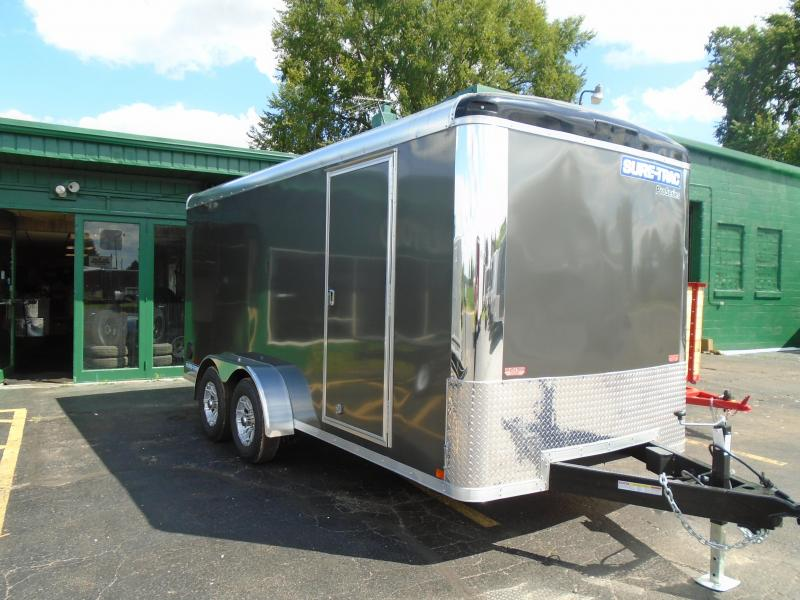 2020 Sure-Trac 7x16 10k Pro Series Enclosed Cargo Trailer