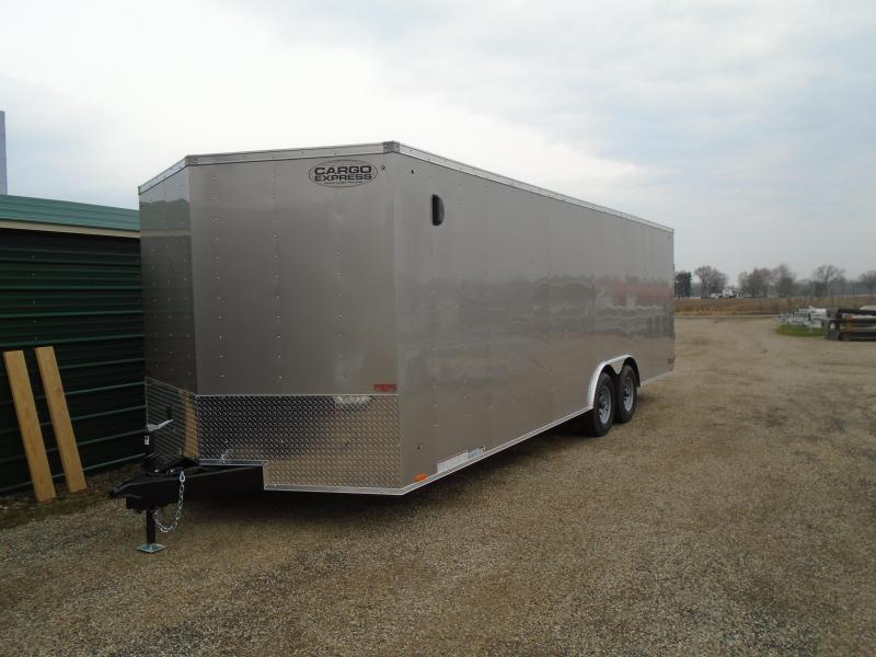 2020 Cargo Express 8.5x20 XL Series 10k Car / Racing Trailer
