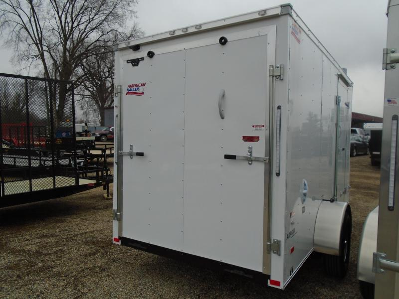 2018 American Hauler Industries Arrow Enclosed Cargo Trailer