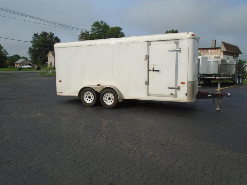2012 US Cargo trailmaster Enclosed Cargo Trailer
