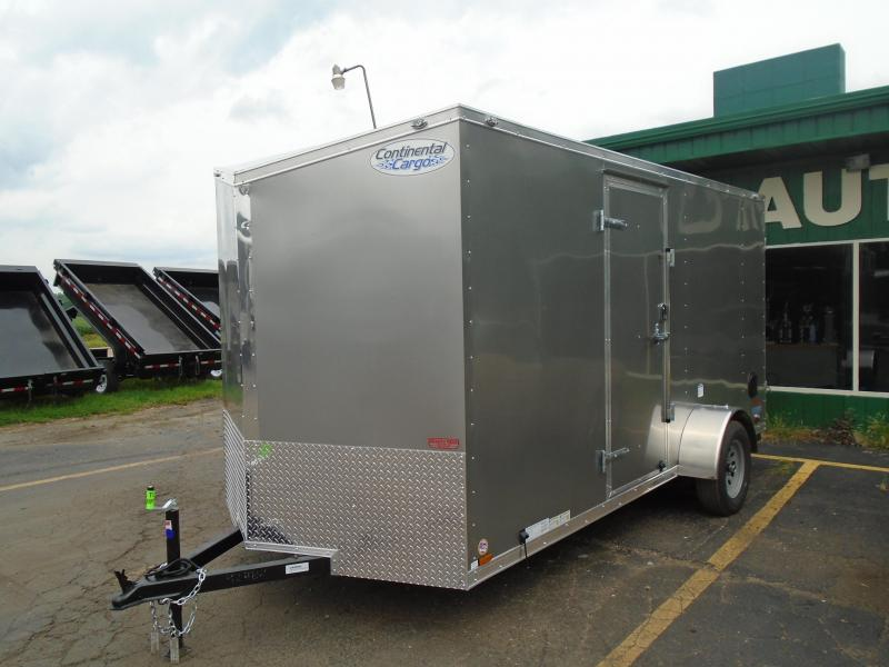2020 Continental Cargo 6x14 SA V Series Enclosed Cargo Trailer