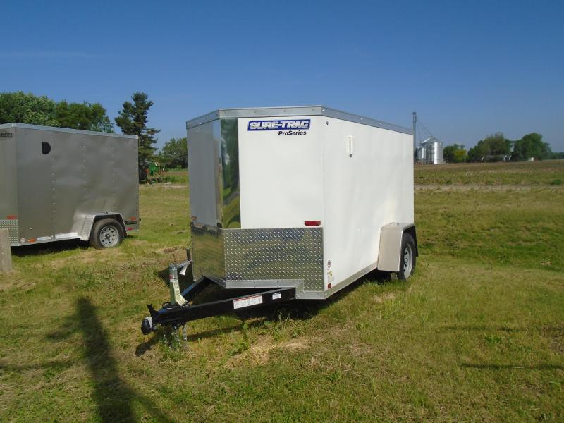 2019 Sure-Trac 5x8 SA Enclosed Cargo Trailer