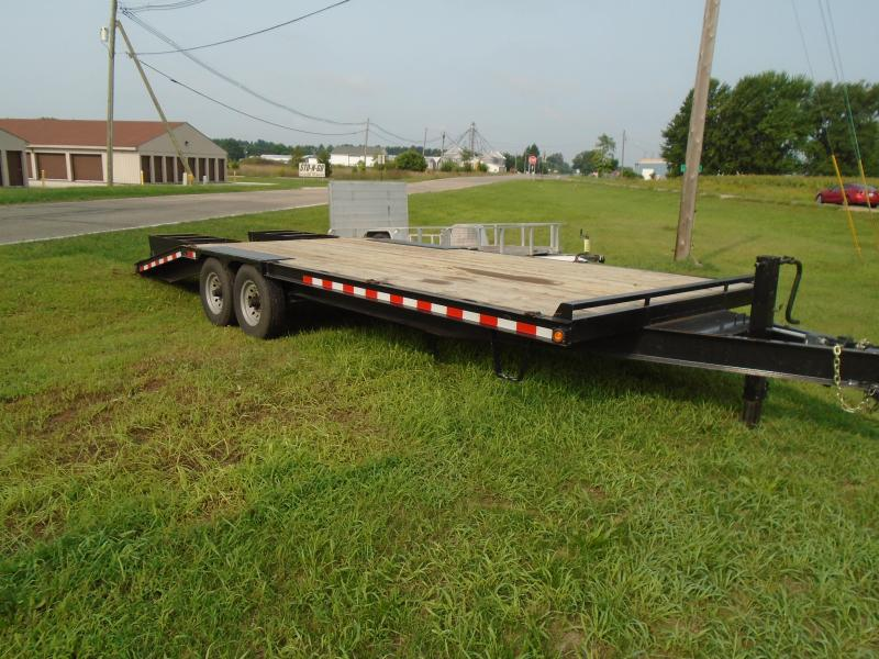 2017 Other IPG 20+5 Deckover Trailer Equipment Trailer