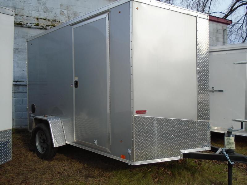 2018 Look Trailers Element 6x10 Enclosed Cargo Trailer