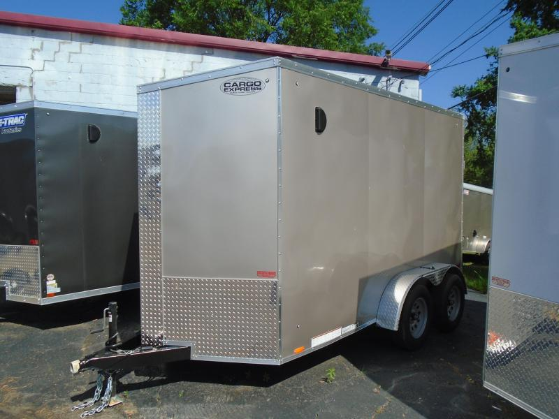 2020 Cargo Express 6x12 7k XLW Series Enclosed Cargo Trailer