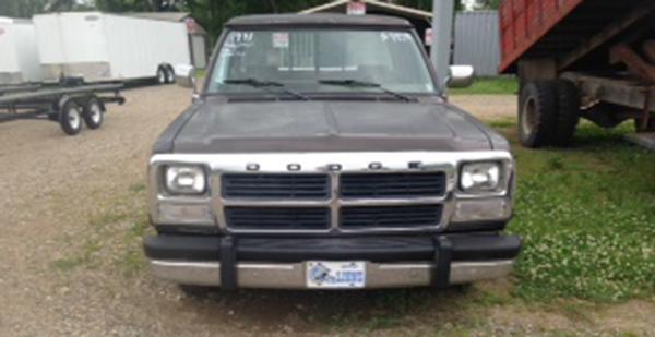 1991 Dodge Truck