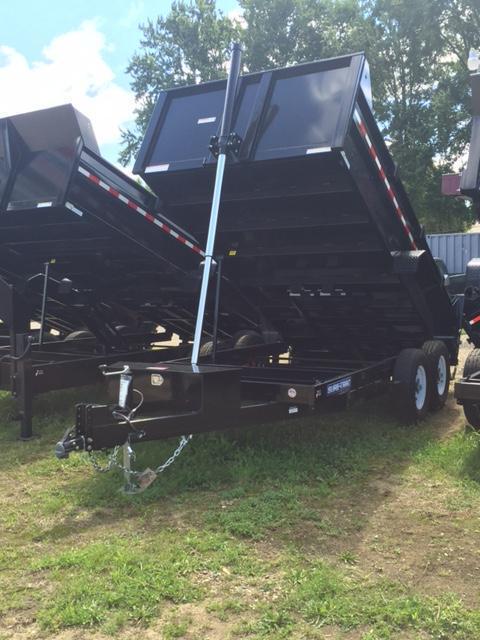 2017  Sure-Trac 82 X 14 Dump Trailer