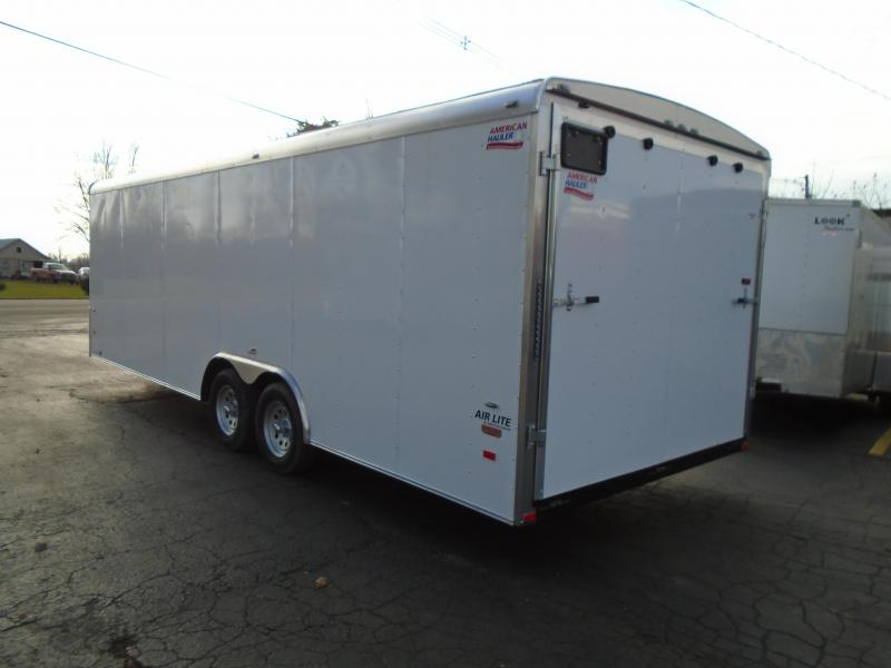 2019 American Hauler 8.5x24 Airlite Car/Racing Trailer