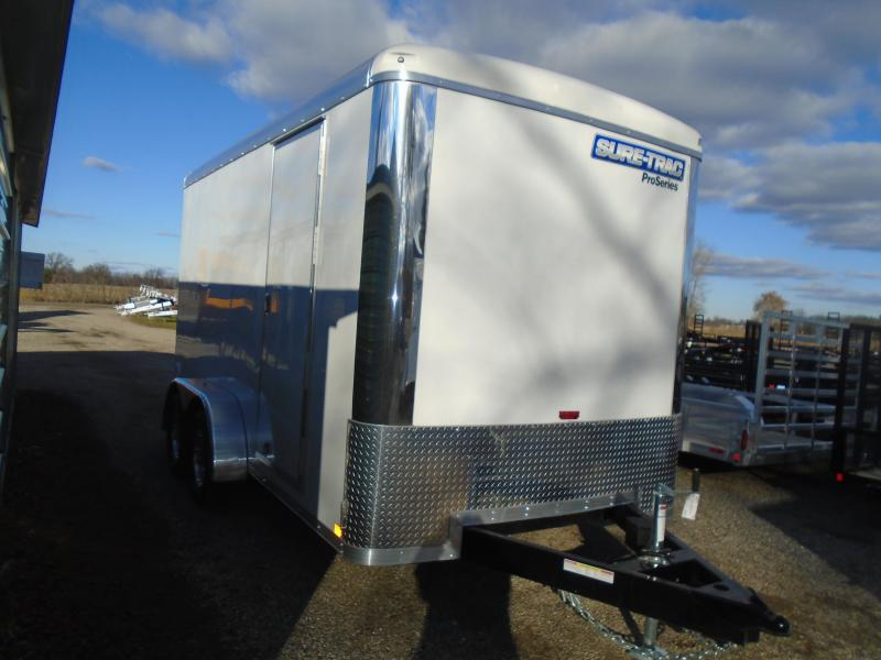 2019 Sure-Trac 7x14 Pro Series Enclosed Cargo Trailer