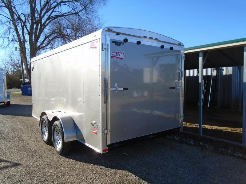 2019 American Hauler Industries 7x14 Air lite Enclosed Cargo Trailer