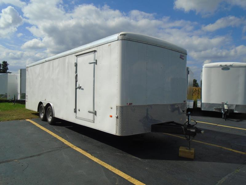 2017 American Hauler Industries 8.5x24 airlite Enclosed Cargo Trailer