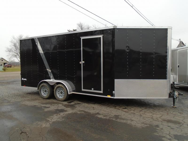 2017 Cargo Express 7 X 21 Enclosed Cargo Trailer