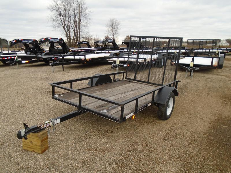 2005? Carry-On 5x8 light duty Utility Trailer