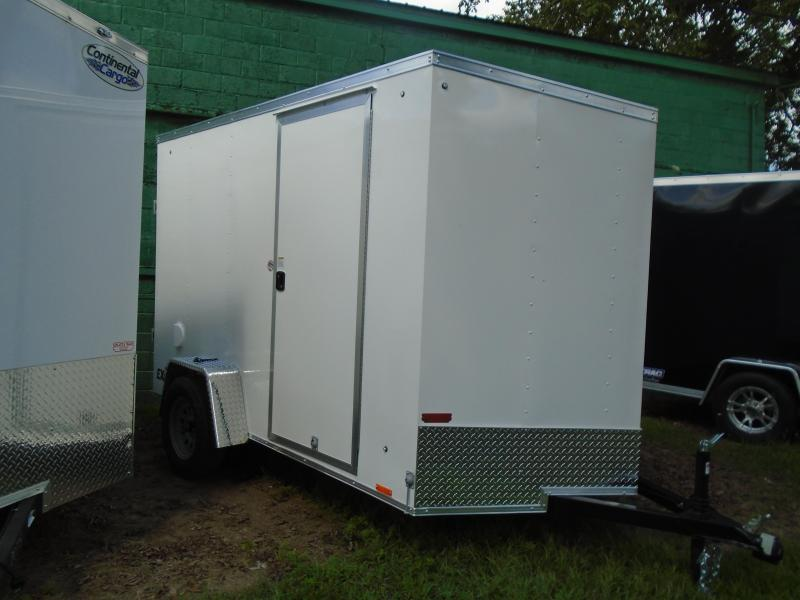 2020 Cargo Express 6x10 SA EX Series Enclosed Cargo Trailer