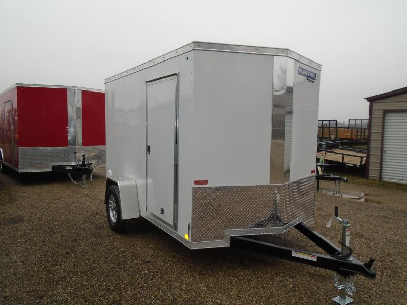 2019 Sure-Trac 6x10 Pro Series Enclosed Cargo Trailer