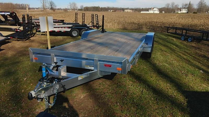 2018 20' American Hauler Industries Auto Transport Car / Racing Trailer