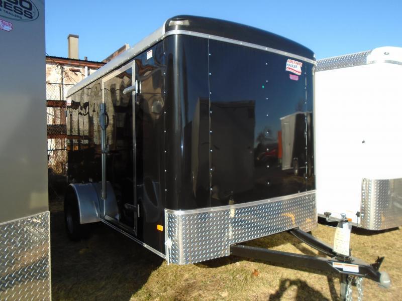 2017 American Hauler Industries  6 X 12 Enclosed Cargo Trailer