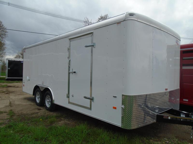 2019 American Hauler Industries 8.5x20 7k Airlite Car / Racing Trailer