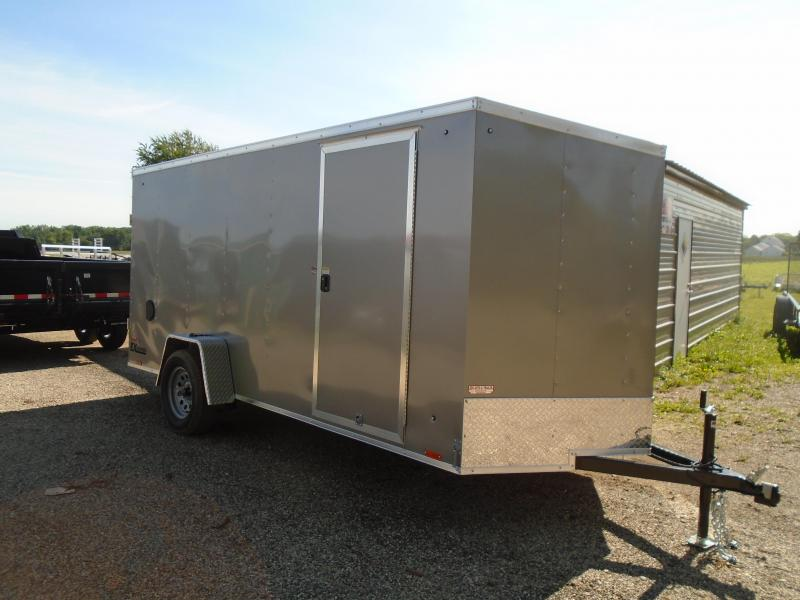 2020 Cargo Express 6x14 SA EX Series Enclosed Cargo Trailer