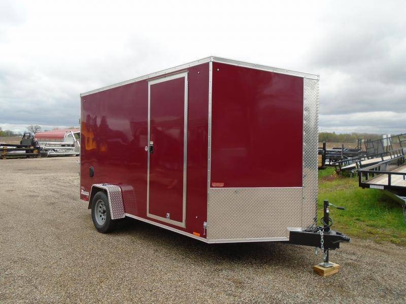 2020 Cargo Express 7x12 SA Enclosed Cargo Trailer
