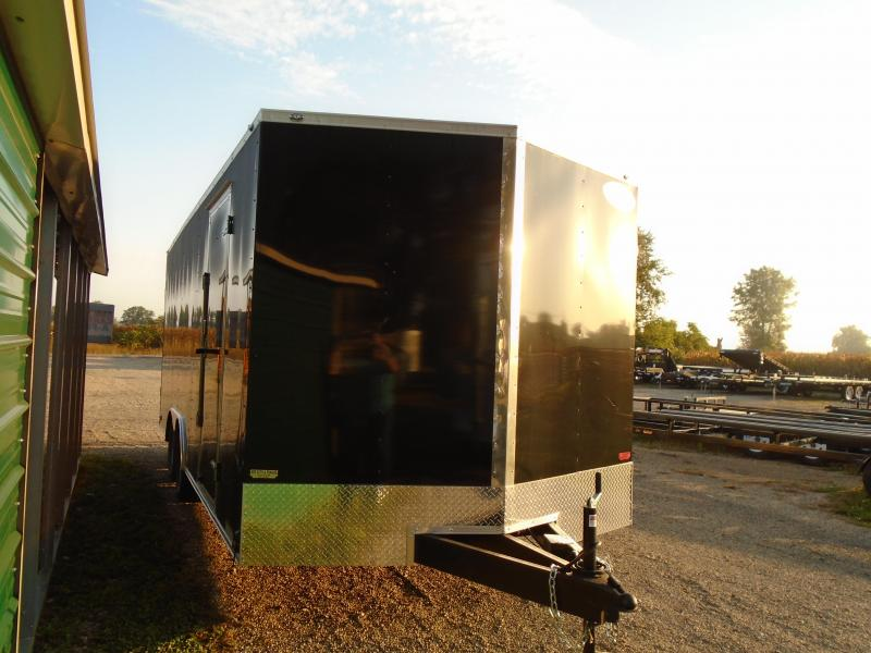 2019 Continental Cargo 8.5x20 EV Series Enclosed Cargo Trailer