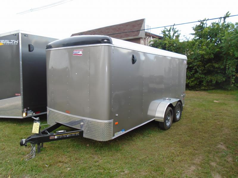 2019 American Hauler Industries 7x16 Airlite Enclosed Cargo Trailer