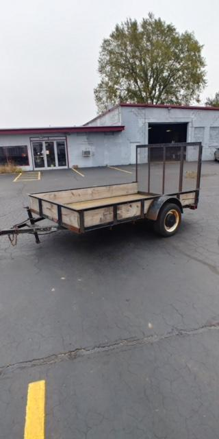 2006 Other 6 1/2x10 C and H Utility Trailer