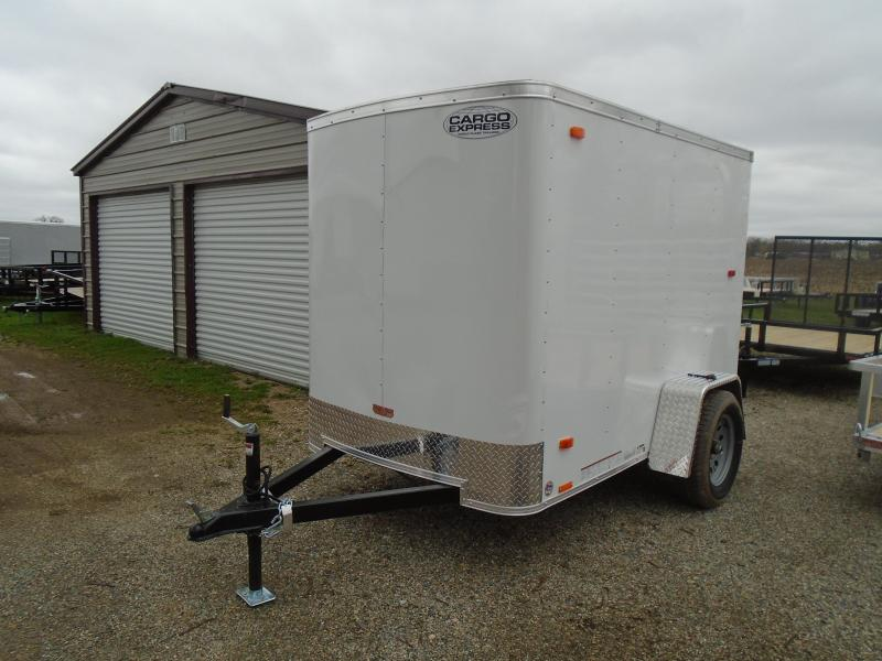 2020 Cargo Express 5x8 SA EX Series Enclosed Cargo Trailer