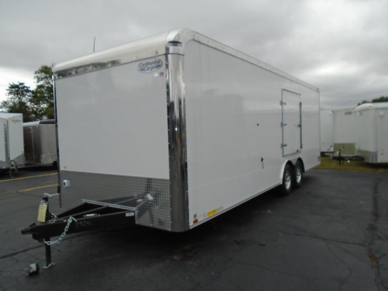 2019 Continental Cargo 8.5x24 AutoMaster Car / Racing Trailer