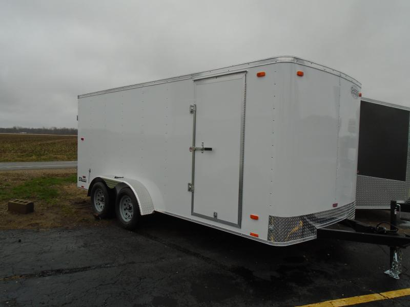 2020 Cargo Express 7x16 7k EX Series Enclosed Cargo Trailer